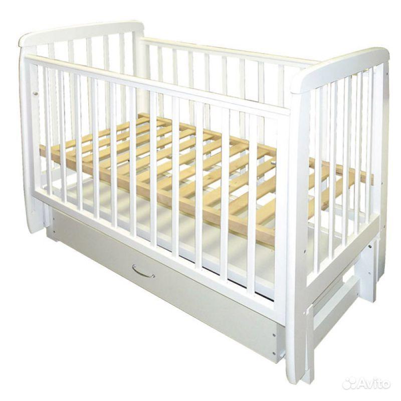 Купить детскую кроватку для новорожденных в Минске по хорошей цене с доставкой на дом - интернет магазин Jimbo