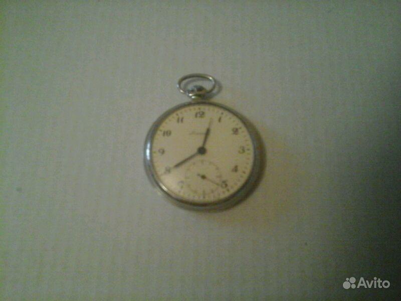 Карманные часы молния зделаны в СССР. 80-90 г. Белгородская область,  Белгород