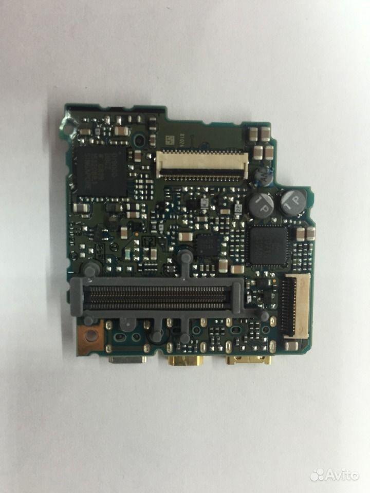 Плата картридера Panasonic DMC-TZ5.  Москва
