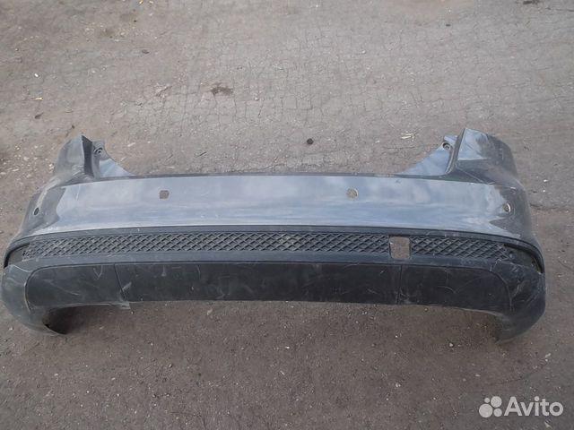 Продажа заднего бампера к форду 15 фотография