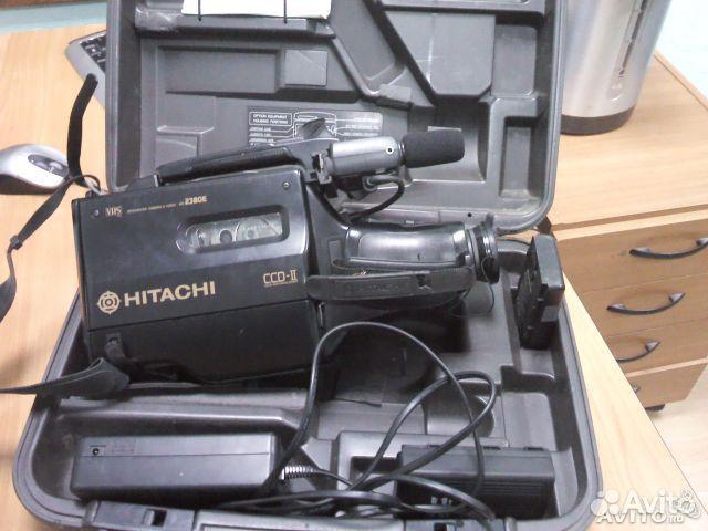 ремонт видеокамеры хитачи