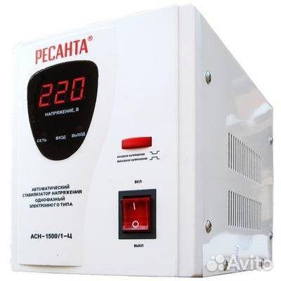 ресанта асн-1500/1-Ц