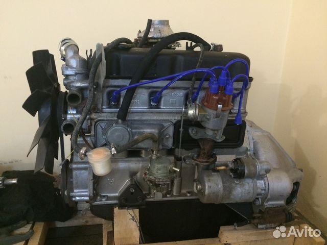 Двигатель умз-421 на УАЗ, Газель купить в Краснодарском крае на ...