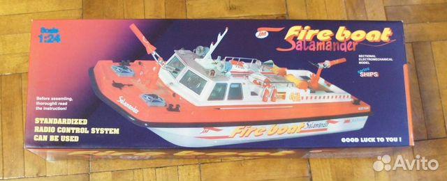 конструктор модель лодки