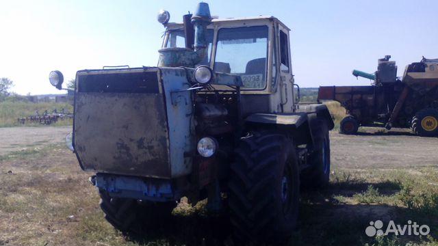Трактор Т-150 б/у купить в Ростовской области на Avito ...