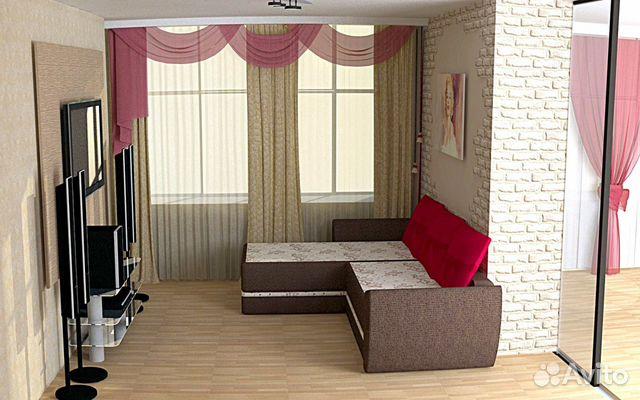 Интерьеры для комнат в малосемейке