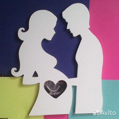 Как сделать рамочку для узи