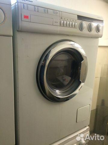 Кнопка замка двери люка б/у для стиральной машины kaiser w5909, целая