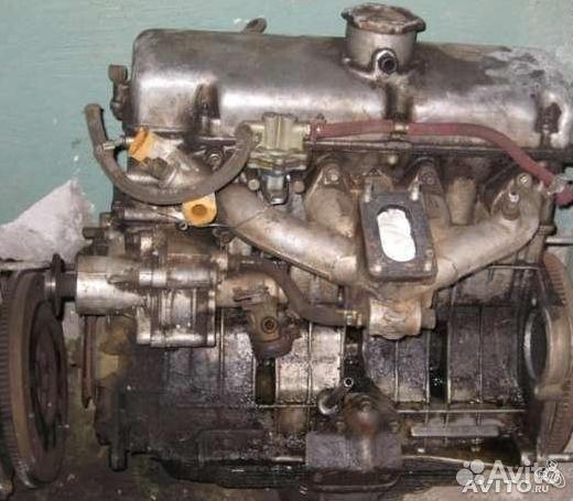 Вес двигатель москвич