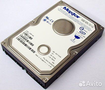 Первый жесткий диск Maxtor с интерфейсом Serial ATA идеально подходит для в