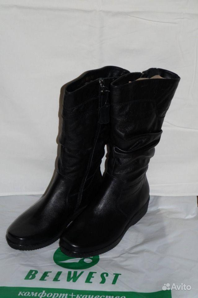 Каталог обуви Belwest: женская и мужская обувь из