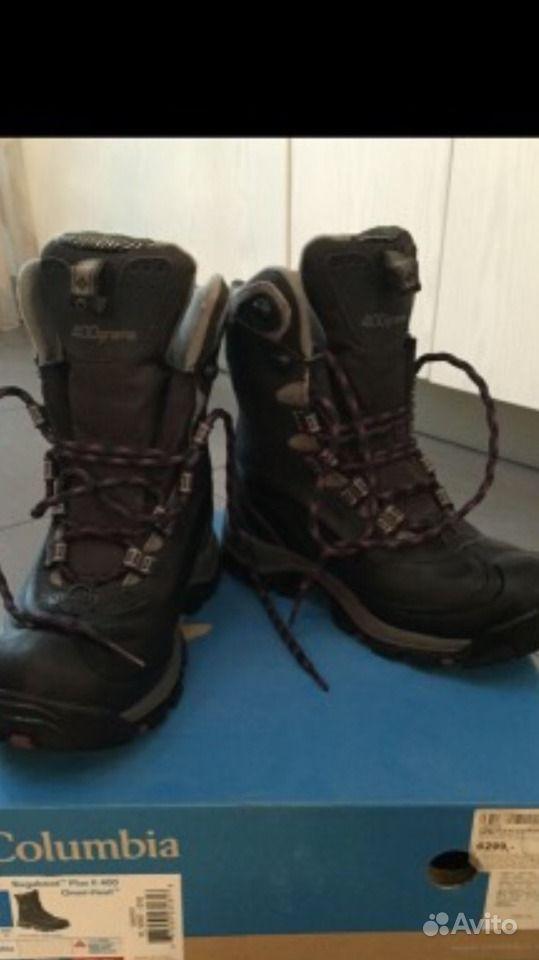 16125bb5d4cc Columbia ботинки 36   Festima.Ru - Мониторинг объявлений