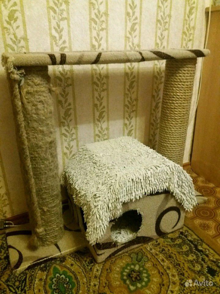 Домик для кошки в Биробиджане - фотография № 1