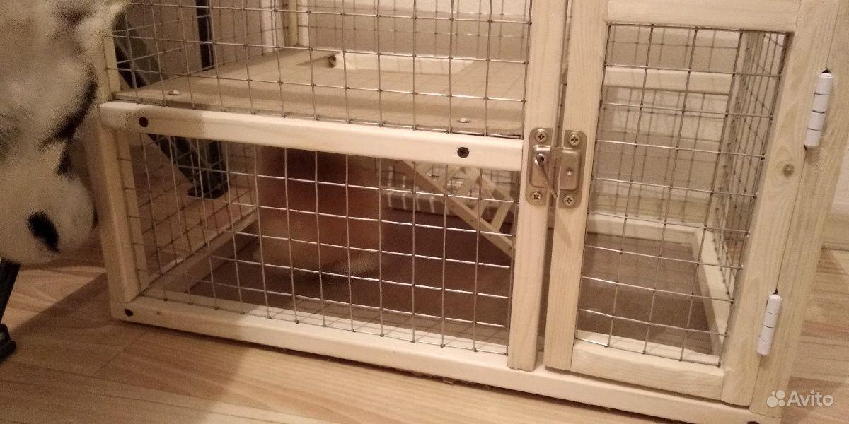 Клетки для животных на заказ в Воронеже - фотография № 3