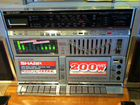 Sharp WF-939Z AM/FM Stereo Boombox Муз Центр