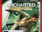 Uncharted Drakes Fortune для Playstation 3 (PS3)