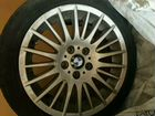 Диски r17 BMW Radial spoke 160 8jx17xET34 5x120