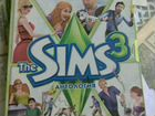 Диски The Sims 3,simcity, the sims deluxe