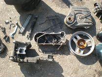 Продаю запч Honda Dio (Аф-34) OLD 50cc и др