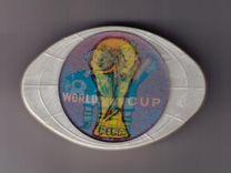 """Значок """"Чемпионат мира по футболу-1974"""""""
