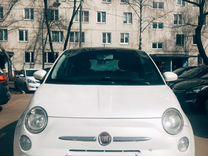 FIAT 500, 2008 г., Москва
