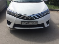 Toyota Corolla, 2013 г., Санкт-Петербург