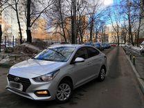 Hyundai Solaris, 2014 г., Санкт-Петербург