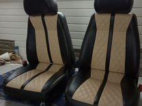 Комплект сидений для приоры и десятки — Запчасти и аксессуары в Екатеринбурге