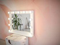 Зеркало гримерное новое — Мебель и интерьер в Москве