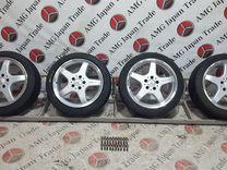 Комплект колес AMG на Mercedes-Benz R17