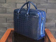 мужские сумки из кожи крокодила - купить в