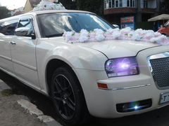 Chrysler 300 C заказ лимузина 8 -21 персон