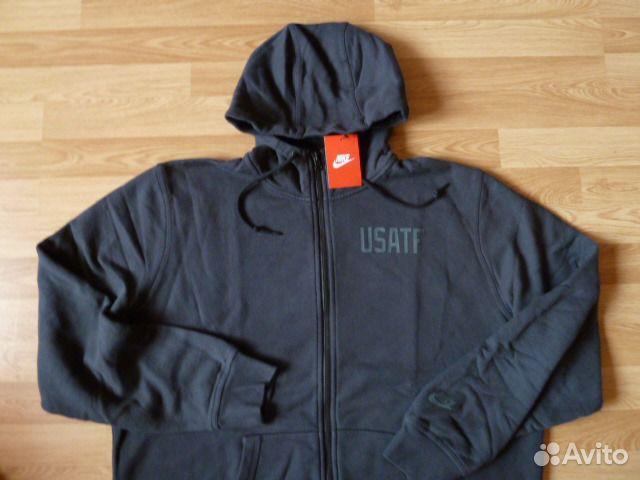 b0ac3658 Худи Nike AW77 RU usatf FZ из США 2XL | Festima.Ru - Мониторинг ...