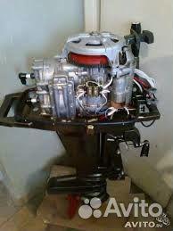 куплю новый лодочный мотор вихрь 30 новый
