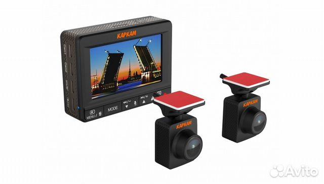 Видеорегистратор с двумя камерами и gps купить