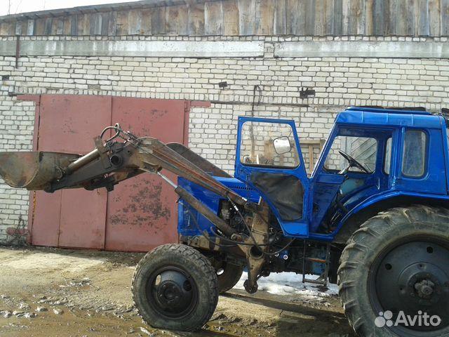Купить трактор мтз 82 бу в пермском крае свежие на авито