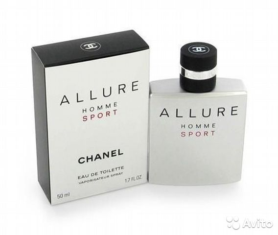 Chanel Allure Homme Sport— фотография №1