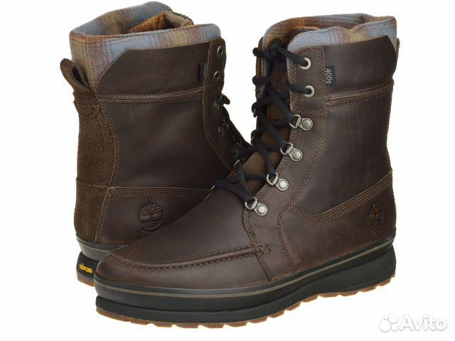 Утепленные зимние ботинки Timberland 5553f70cdb4b6