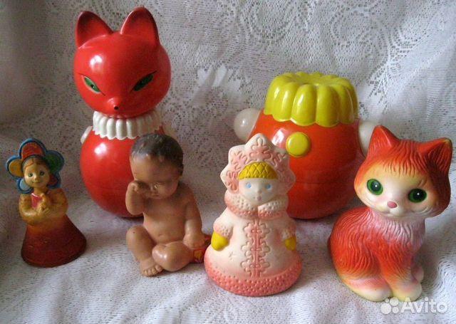 Резиновые игрушки купить ссср