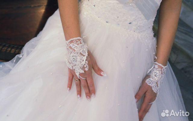 Свадебные платья пермь авито