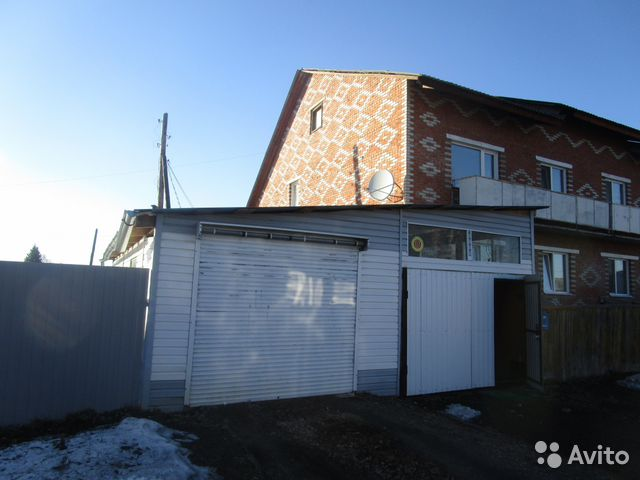 Дом 120 м² на участке 6 сот.