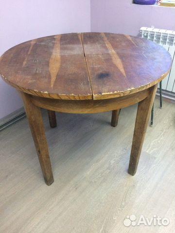 Стол раскладной старинный