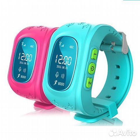 Детские умные часы smart baby watch q50 gw300 - 525b