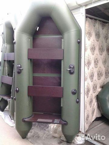 лодка аква длина 2800