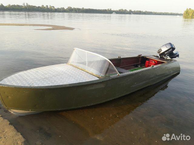 продам лодку казанка самара