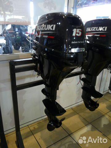 лодочные моторы сузуки санкт петербург дилер