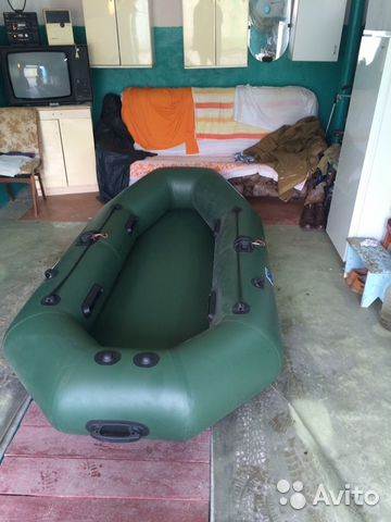 лодки пвх бу на авито в томске