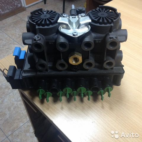823 008 001 Блок EBS, 2S/2M, 4S/2M (модулятор)