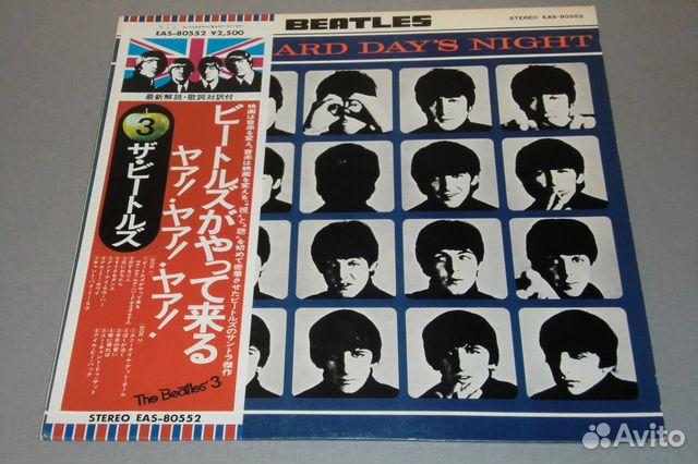Beatles 5 LPs 89064035560 купить 1