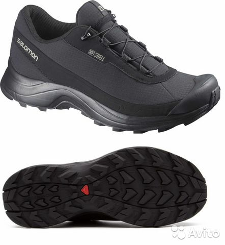 sports shoes c5ae7 0fb95 Полуботинки Salomon Fury 3 w.оригинал— фотография №1